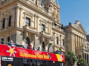 City Sightseeing Cape Town - Red City Tour hop on hop of tour Photos