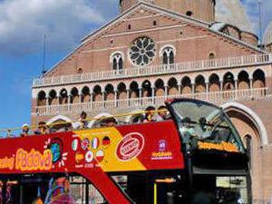 City Sightseeing Padova Photos