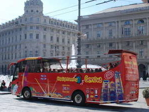 City Sightseeing Genoa