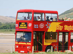 City Sightseeing Bute Photos