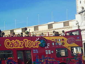 City Sightseeing Cadiz hop on hop off tour Photos