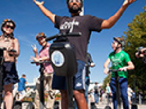 Classic City Segway Tour Photos