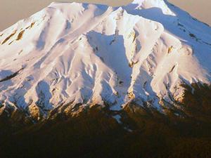 Climbing Calbuco Volcano Photos