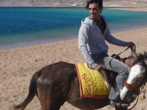 Coastal Horse Riding Photos