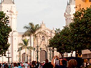 Colonial & Modern Lima Photos