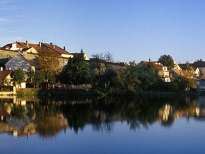 Combined trip UNESCO world cultural heritage sites - town of Telč and Třebíč - full day trip with lunch Photos