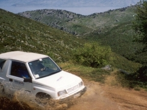 Corfu Jeep Safari Tour