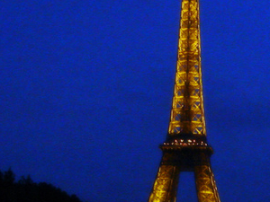 Cruise + Dinner at the Eiffel Tower - T21 Photos