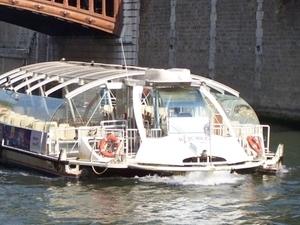 Cruise Tour On the Seine River at Paris - 2 days Pass Batobus Photos