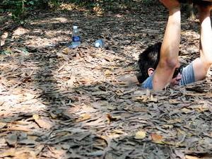 Cu Chi Tunnels Photos