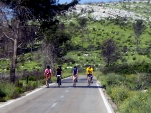 Cycling NP Krka River Photos