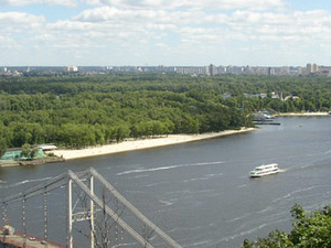 Dnipro river Photos