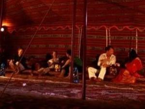 Doha Overnight Camping Photos