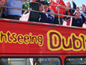 Dublin tourist bus Photos