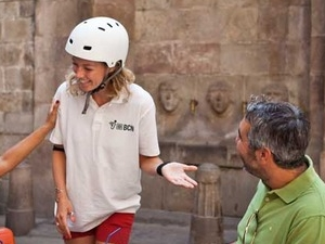 Early Bird Barcelona Segway Tour Photos