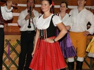 Evening Folklore Prague Garden Party with Dinner Photos