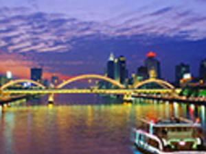 Evening Pearl River Night Cruise Photos