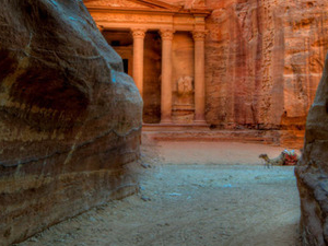 Excursion to Petra Photos
