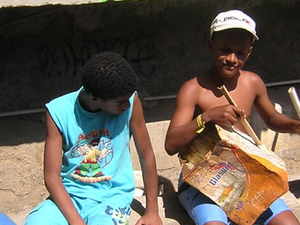 Favela Tour Photos