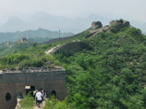 Full-day Gubeikou Great Wall Hiking Photos