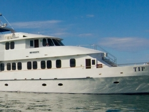 Galapagos 8d/7n, a first class experience on board the Cruise Tip Top IV Photos