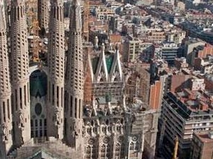 Gaudi Tour in Barcelona Photos