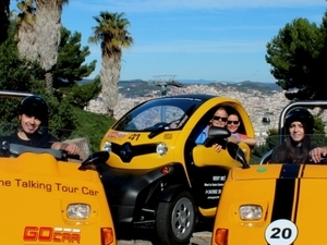 GoCar Tours: Barcelona Highlights Photos