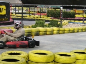 Go-Karting in Prague Photos