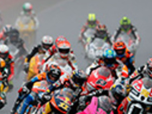 Grand Prix Moto GP Valencia Photos