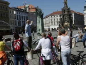 Guided Olomouc Bike Tour Photos