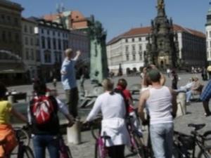 Guided Olomouc Bike Tour Photos