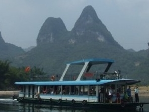 Guilin 1 day Li River Cruise Tour Photos