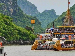 Ha Long Bay - Cat Ba Island Photos