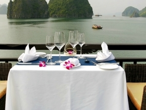 Ha Long Bay - Over Night on Cruise Photos
