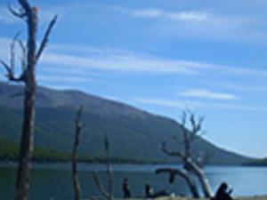Hidden Lake, Shared Service. Photos
