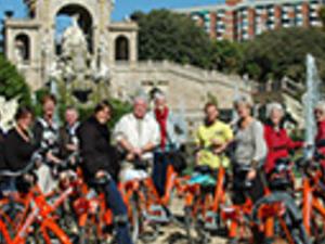 Highlights Barcelona Bike Tour Photos