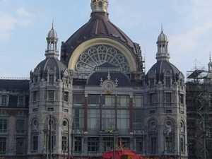 Historical walking tour in Antwerpen Photos