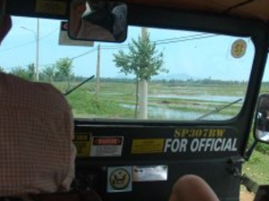 Hoi An Jeep Tour Photos