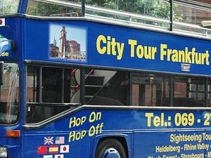 Hop on Hop off Frankfurt City Tour Photos