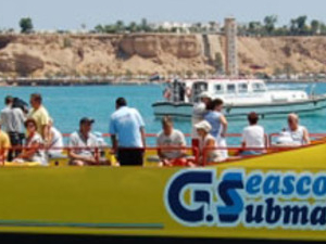 Hurghada Tours to Sindbad Submarine Photos