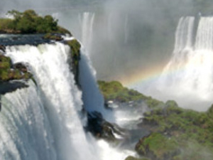Iguassu Falls of Brazil Photos