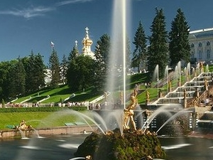 Imprerial Palaces Tour:Peterhof and Tsarskoe Selo Photos
