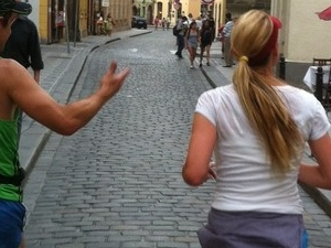 Instant Prague Running Tour Photos
