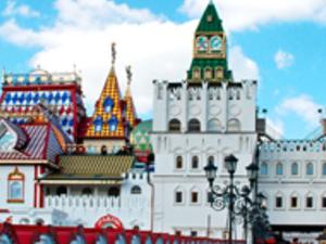 Izmaylovo Flea Market & Kremlin in Izmaylovo Photos