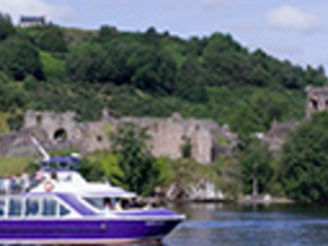 Jacobite Sensation - 3.5 hour cruise/tour starts at Inverness Photos