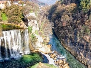 Jajce city Photos