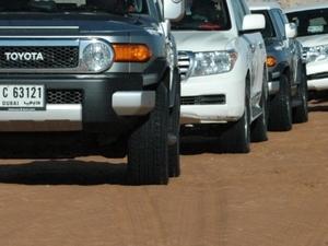 Jeep Safari with BBQ Photos