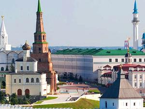 Kazan city tour + Kazan Kremlin Photos