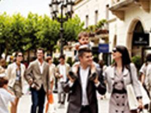 La Roca Village - Exclusive Shopping Day Photos