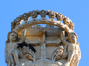 Lecce - The city with yellow Stone Photos